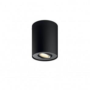 Pillar 1-er Spot, Erweiterung, Schwarz
