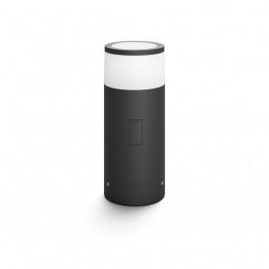 Calla, LED, schwarz, 640lm, Erweiterung, White & Color Amb