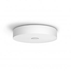 White Amb. Fair Ø 44,4 cm weiß 1-flammig rund
