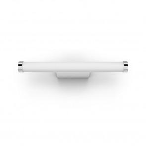 White Amb. Adore Länge 42,4 cm weiß 1-flammig zylinderförmig
