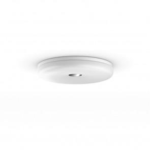 White Amb. Struana Ø 36 cm weiß 1-flammig rund