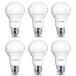 Philips LED Lampe ersetzt 100W, warmweiß (2700 Kelvin), 1521 Lumen, 6er Pack