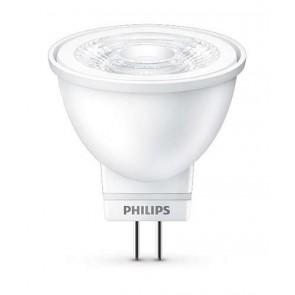 LED GU4 (MR11) 2,6W (ersetzt 20W), 190lm, warmweiß 2700K