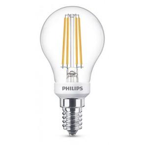 LED Classic E14 (P45) 5W (ersetzt 40W), 470lm, warmweiß 2700K, klar, dimmbar