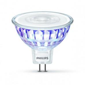LED GU5,3 (MR16), 7W (ersetzt 50W), warmweiß, nicht dimmbar