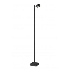 Bling Höhe 128 cm schwarz 1-flammig rund