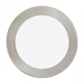 Fueva 1, LED, IP20, Ø 17cm, nickel-matt