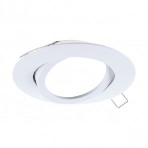 Tedo Ø 8 cm weiß 1-flammig rund