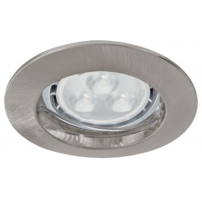 Premium Line LED, 230 V, GU10, fest, Eisen, 3x4 W