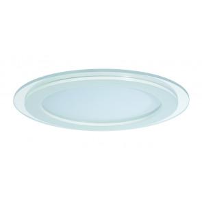 Premium EBL Set DecoDot 2er-Set Ø 16 cm weiß 1-flammig rund