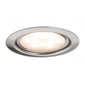 Micro Line, LED, 3er-Set, metallisch