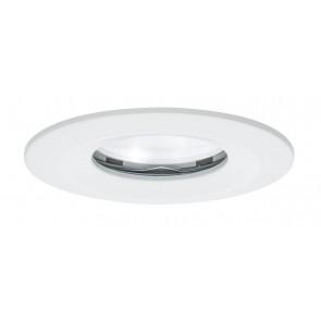 Premium, EBL LED, 1x Nova rund dim LED IP65 1x7W 230V GU10 Weiß matt