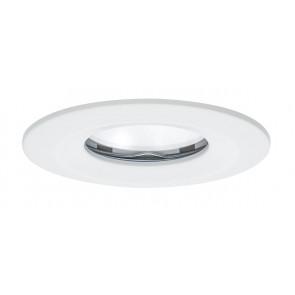 Coin Slim, IP65, rund, 6,8W, weiß, dimmbar, LED