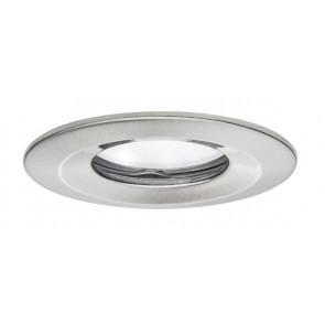 Coin Slim, IP65, rund, 6,8W, Aluminium, dimmbar, LED