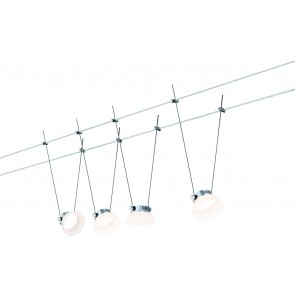Set IceLED I für Wire Systems, 4x4W