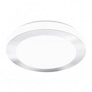 Carpi, LED, Ø 38,5 cm, IP44, weiß