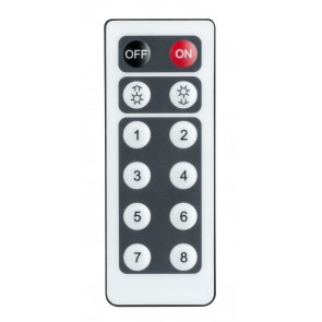 URail Remote für URail Wireless Adapter On/Off/Dimm