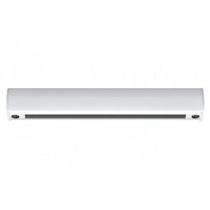 URail System Länge 10 cm weiß rechteckig