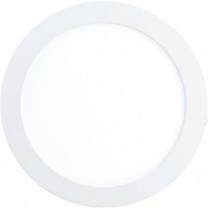 Fueva 1, Ø 17 cm, 4000K, IP44, weiß