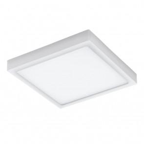Argolis, LED, 30 x 30 cm, Weiß