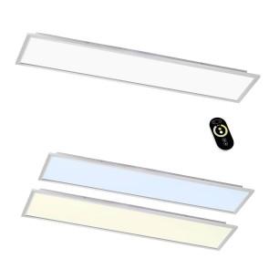 Liv, LED, 120 x 30 cm, Lichtfarbe änderbar, Fernbedienung
