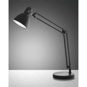 Lisetta Höhe 80 cm schwarz 1-flammig rund