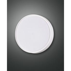Hatton Ø 25 cm weiß 1-flammig rund