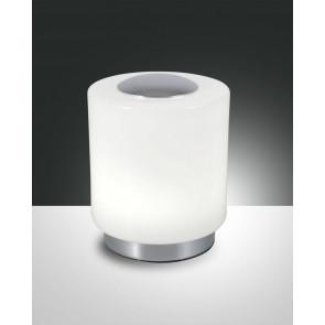 Simi Ø 10 cm weiß 1-flammig zylinderförmig