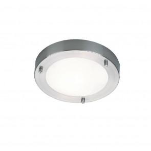 Ancona LED, grau, IP44