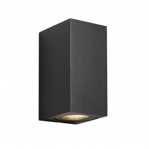 Canto Maxi Kubi 2 Höhe 17 cm schwarz 1-flammig quaderförmig