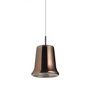 Cloche S E27 Copper