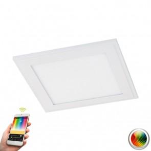 Salobrena-C, LED, 30 x 30 cm, mit Farbwechsel, CCT