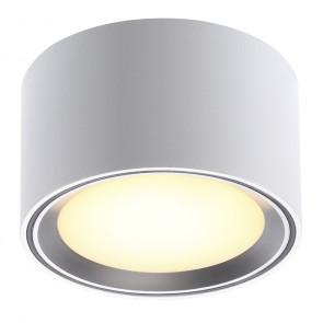 Fallon, gebürsteter Stahl, LED