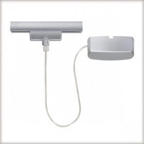 URail Light&Easy Stromeinspeisung, 230V, chrom