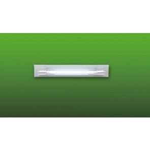 Jubile Länge 40 cm weiß 1-flammig rechteckig