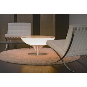 Lounge 45 Outdoor, E27, Höhe 45 cm, Ø 84 cm, inkl Glasplatte