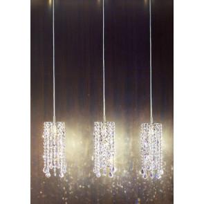 Sp Maryl P Marylin Höhe 170 cm chrom 3-flammig zylinderförmig