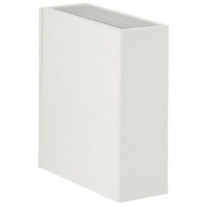 Wandstrahler, LED, 2-flammig, Weiß