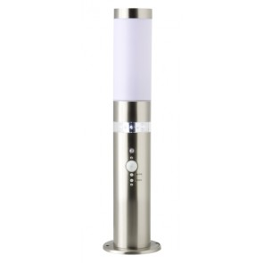 Bole, inkl LED, Bewegungs- und Dämmerungssensor, Höhe 50 cm