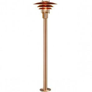 Phoenix Mini, Höhe 113 cm, IP54, Kupfer