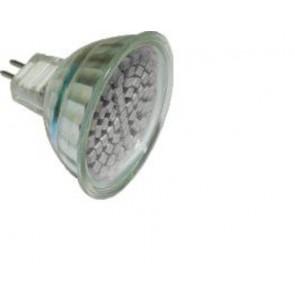 MR16 GU5.3, LED, 60 SMD, 3,2 W