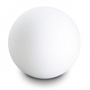 Cisne Ø 30 cm weiß 1-flammig kugelförmig