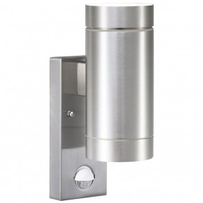 Tin Maxi Sensor, 2-flammig, Aluminium