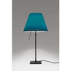Costanzina Schirm Ø 26 cm blau rund